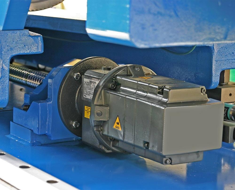 Presse à injecter électrique Select - Des composants et des systèmes mécaniques de hautes performances