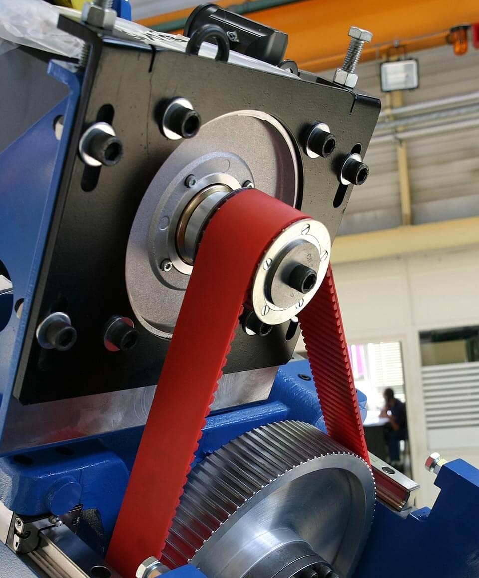 Baureihen SELECT - Produktionssteigerung Energie wird nur verbraucht wenn benötigt