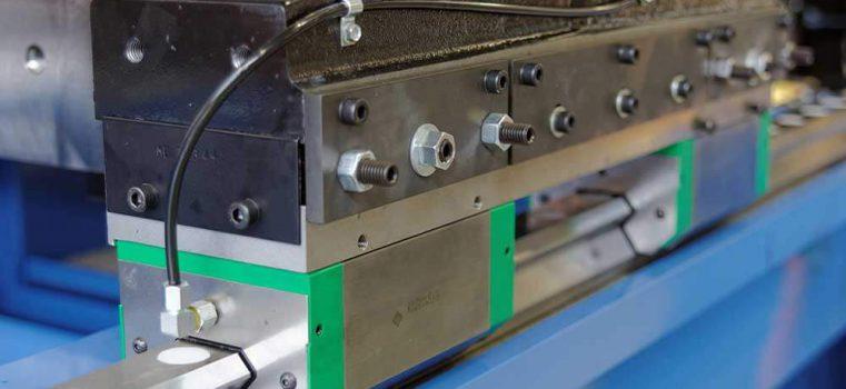 Presse à injection de matières plastiques Select² - pour une propreté accrue