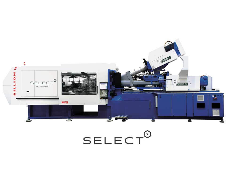 Select² new generation, for Increased productivity.
